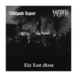 WOLFPACK LEGACY/INFÈREN - The Last Mass CD Ed. Ltd. Numerada a mano