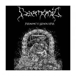 DAEMONIC - Demon's Genocide CD EP