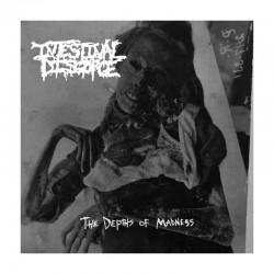 INTESTINAL DISGORGE - The Depths of Madness MCD Ed. Ltd