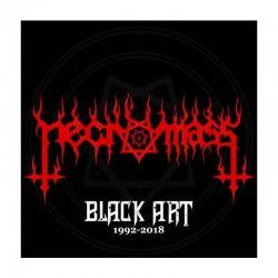 NECROMASS - Black Art 1992-2018 CD