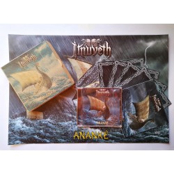 ITNUVETH - Ananké CD Deluxe Box, Ltd. Ed. Hand-numbered