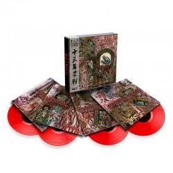 CANNIBAL CORPSE - 15 Year Killing Spree LP BOX (4 Red Vinyl) Ltd. Ed.