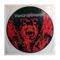 DEVILS WHOREHOUSE - Revelation Unorthodox LP Picture Disc, Ltd. Ed.