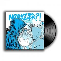 NORK ZER?! - Isiltasuna Suntsitu LP + CD