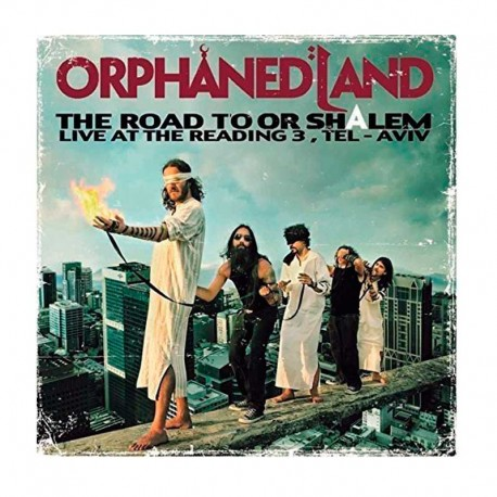 ORPHANED LAND - The Road To Or Shalem: Live At The Reading 3 , Tel-Aviv