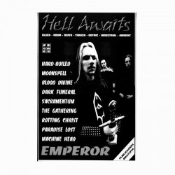REVISTA HELL AWAITS Nº1