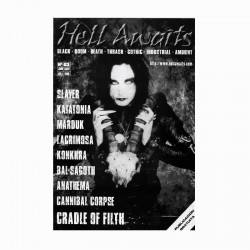REVISTA HELL AWAITS Nº3