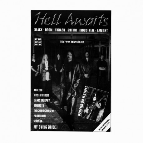 REVISTA HELL AWAITS Nº4