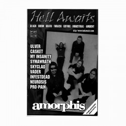 REVISTA HELL AWAITS Nº7