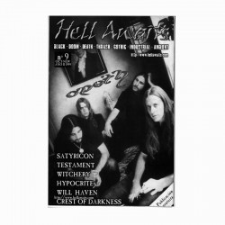 REVISTA HELL AWAITS Nº9