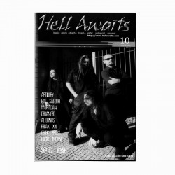 REVISTA HELL AWAITS Nº10