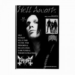 REVISTA HELL AWAITS Nº12