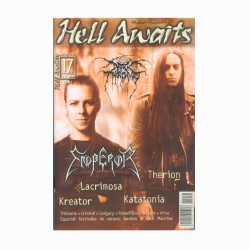 REVISTA HELL AWAITS Nº17