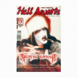 REVISTA HELL AWAITS Nº19