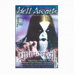 REVISTA HELL AWAITS Nº20