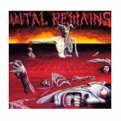 VITAL REMAINS- Let Us Pray