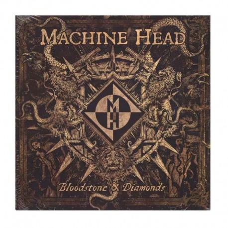 MACHINE HEAD - Bloodstone - Diamonds