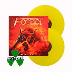 ACCEPT - Blind Rage 2LP YELLOW