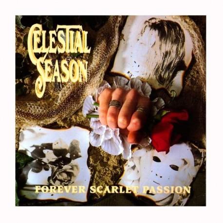 """CELESTIAL SEASON - Forever Scarlet Passion 12"""" White"""