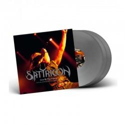 SATYRICON - Live  (3 LP SILVER)