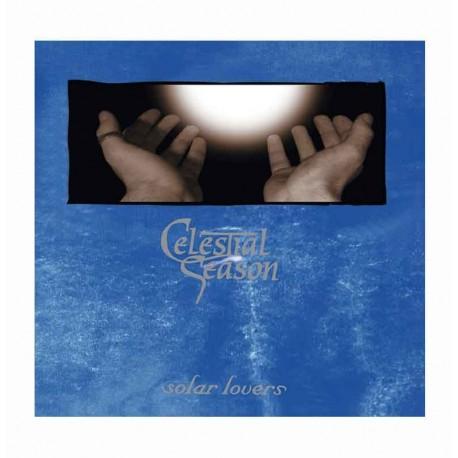 "CELESTIAL SEASON - Solar Lovers  12"" (Vinilo Azul opaco)"