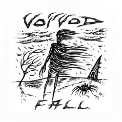 "VOÏVOD-ENTOMBED A.D ‎– Fall / Gospel Of The Horns 7""EP"