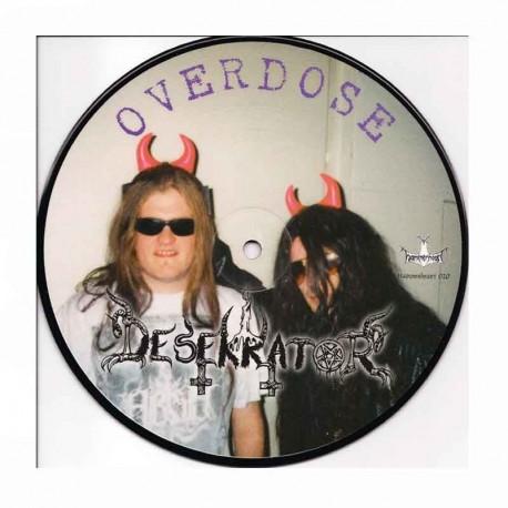 "DESEKRATOR – Overdose  7"" Picture Disc"